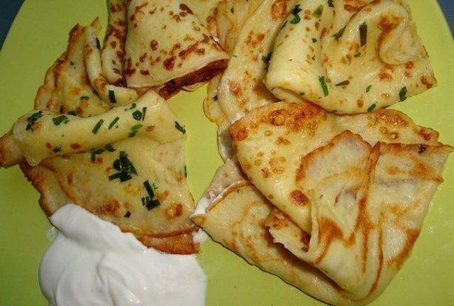 Картофельные блины по-польски