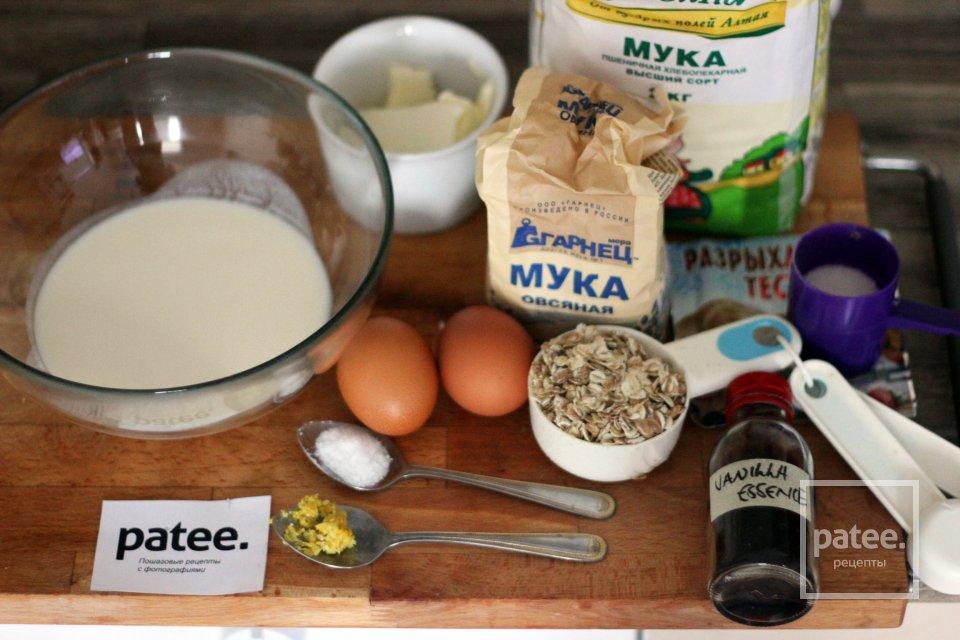 Полезные овсяные оладьи на йогурте