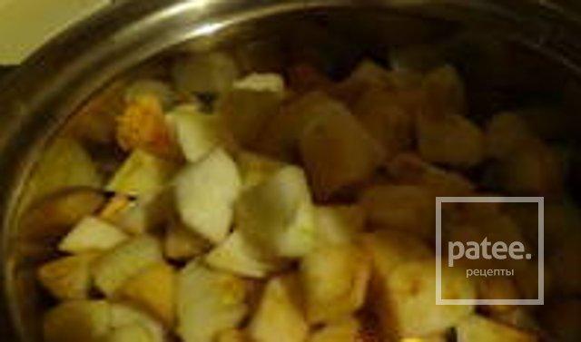 Самосы с фруктами - Шаг 5