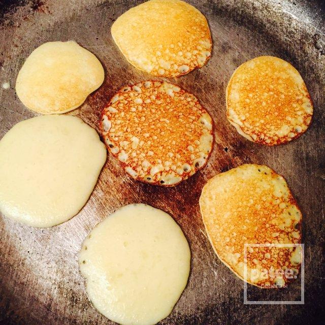 Картофельные лепешки/Оладьи с картофелем