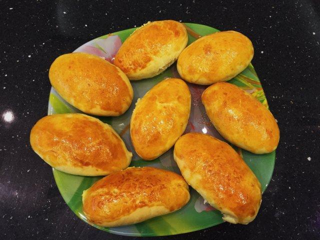 рецепт начинки для пирожков из куриного фаршем