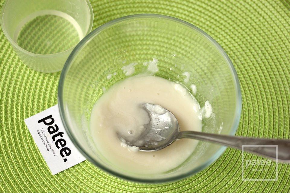 Сахарная глазурь без яиц