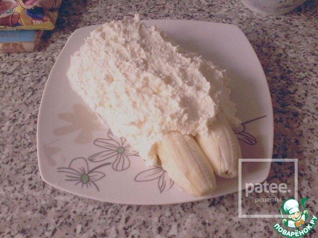 банан под шубой рецепт с фото