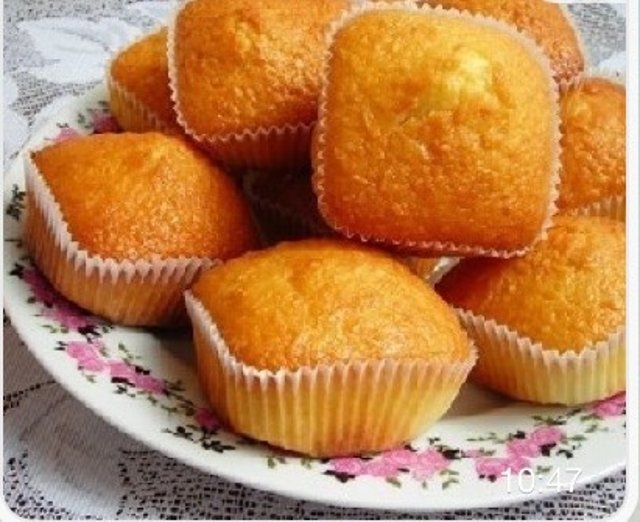 рецепт кекса со сгущёнкой