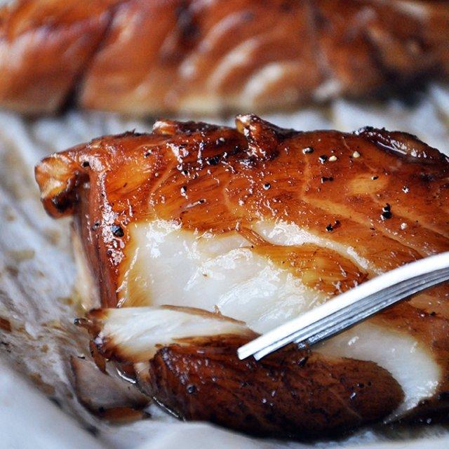 Рыба в медовом соусе рецепт