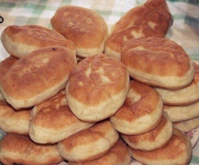 Рецепт пирожки для ленивых