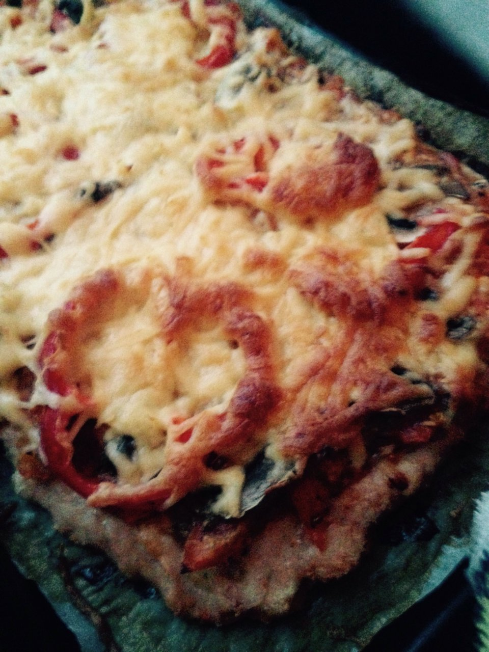 Пицца без муки😊