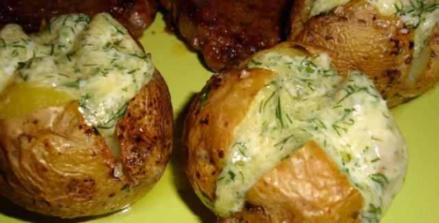 Рецепты гарниров из картофеля