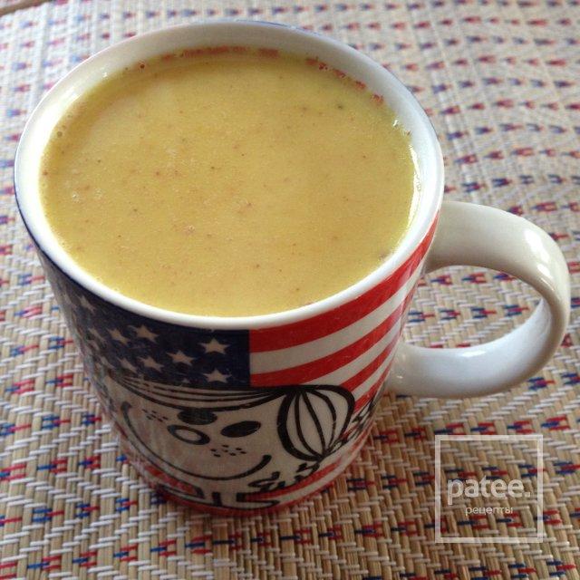 Чай йогов (согревающий напиток)