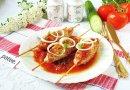 Люля-кебаб с свинины во соусе