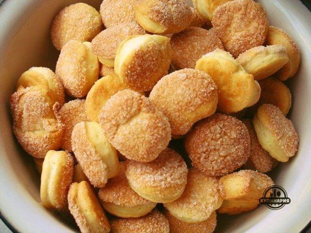 Приготовить простое печенье быстро и вкусно