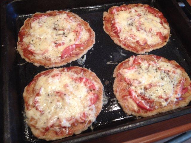 Пицца на ПП тесте