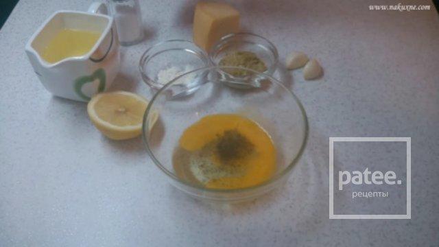 Сырный соус - Шаг 2