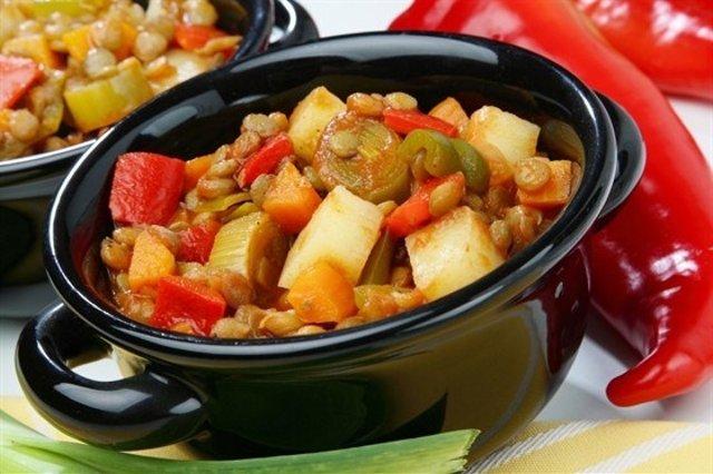 Рецепт приготовления овощного рагу в мультиварке