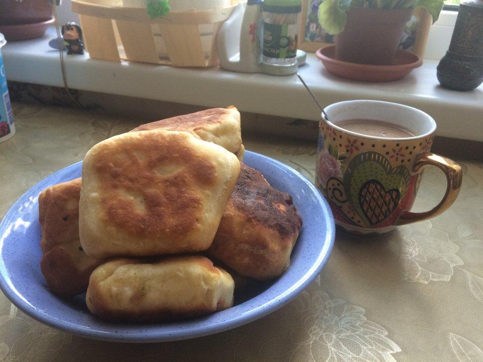 Хычины на завтрак