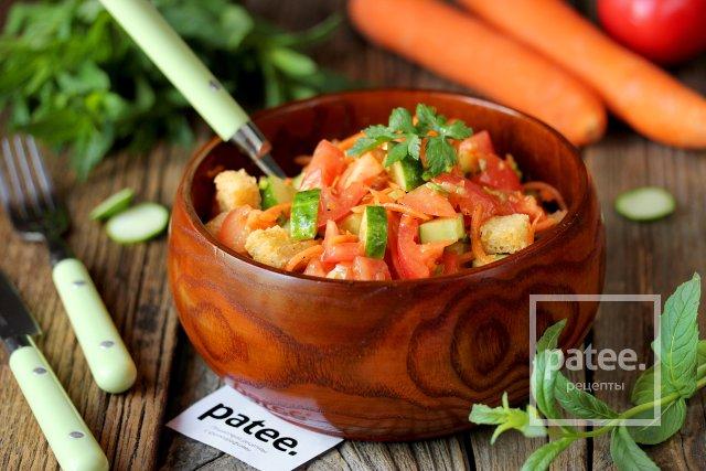 Салат с курицей — 101 рецепт с фото. Как приготовить ...