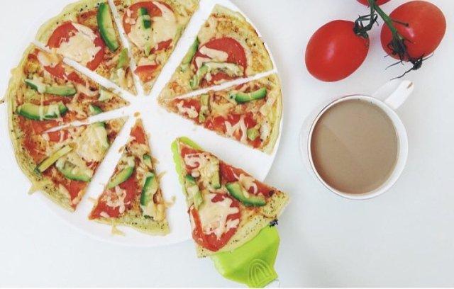 ПП. Быстро-пицца на сковороде