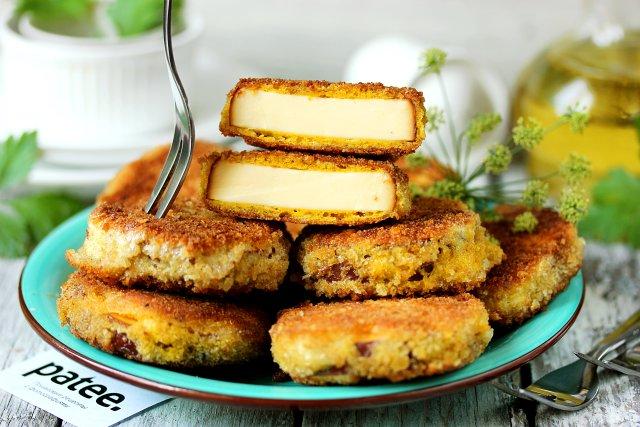 Рецепты с колбасным копченым сыром