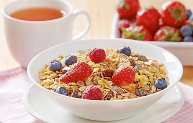 Вкусный и быстрый завтрак!