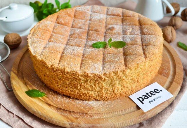 Польский бисквит
