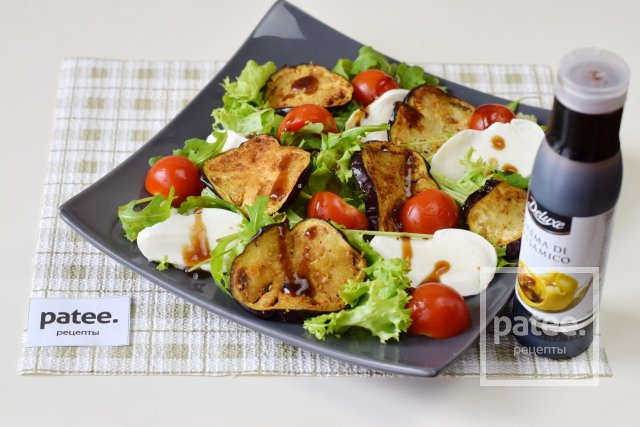 Итальянский салат Пармиджано