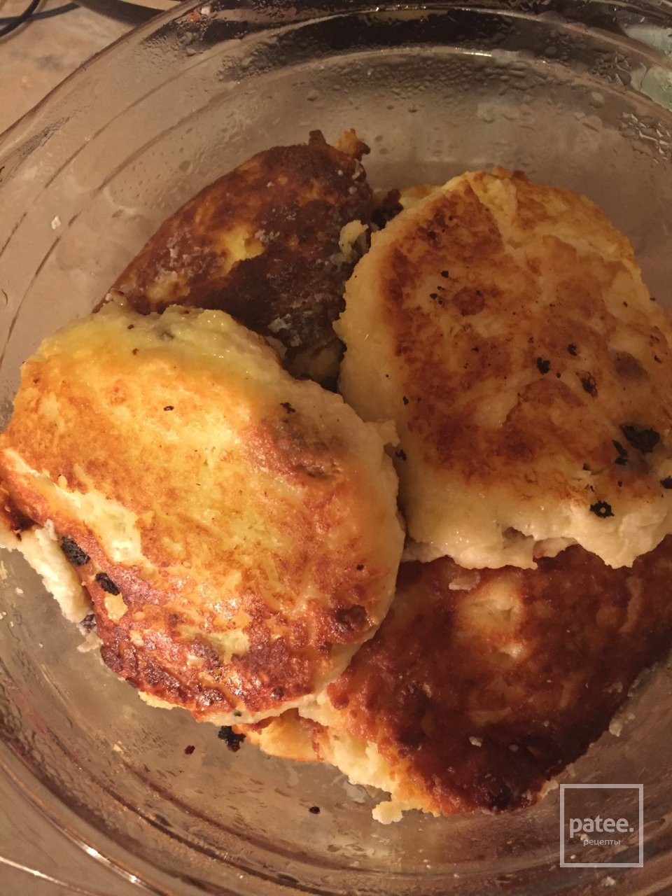 Аппетитные сырники из нежирного творога