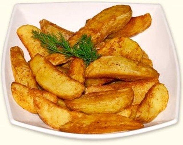 как сделать картошку по деревенски