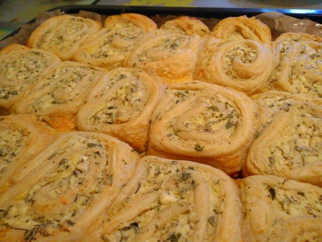 Пироги с сыром фета: 5 рецептов