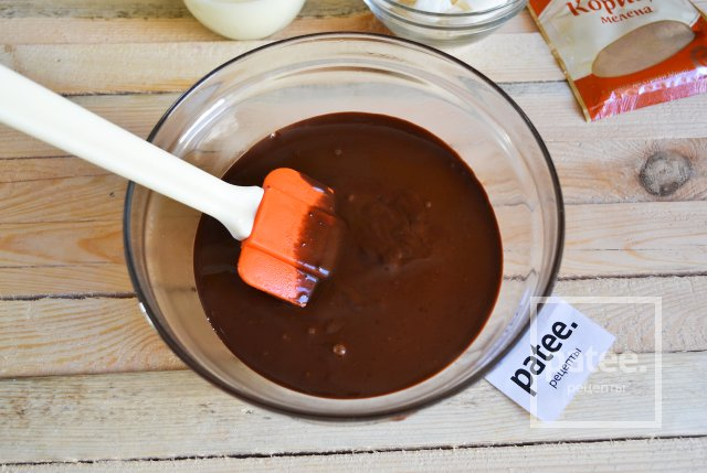 Горячий шоколад с маршмэллоу