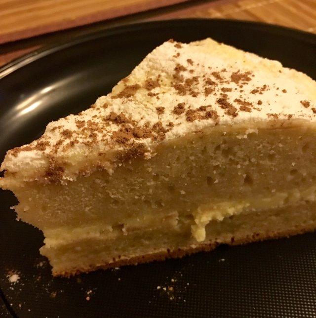 Домашний тортик из мультиварки