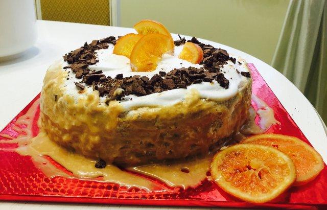 Итальянские торты-рецепты с фото