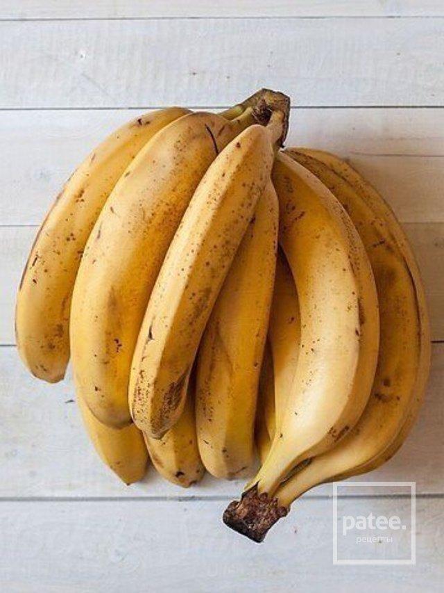 Банановый джем