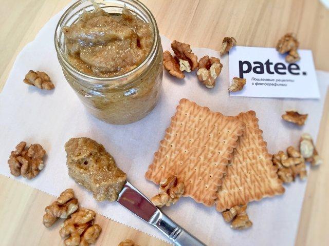 рецепты пасты из грецких орехов