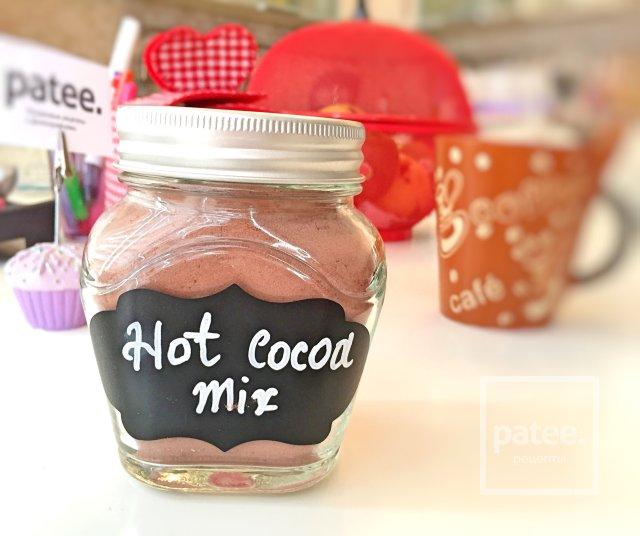 Смесь для горячего шоколада