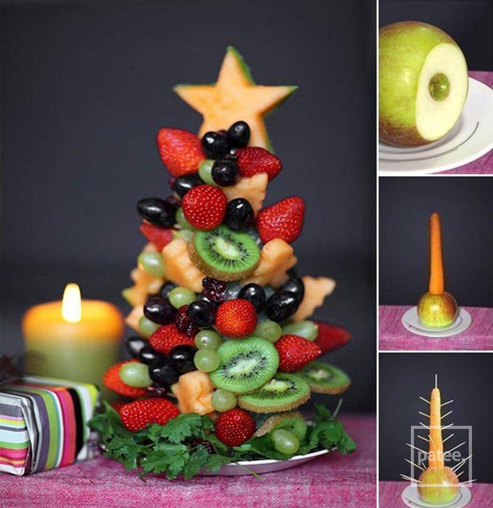 стоимость пирамида из фруктов фото целые фрукты часто