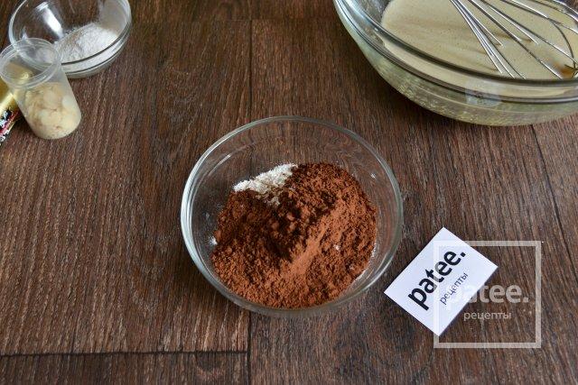 Шоколадный кекс без разрыхлителя