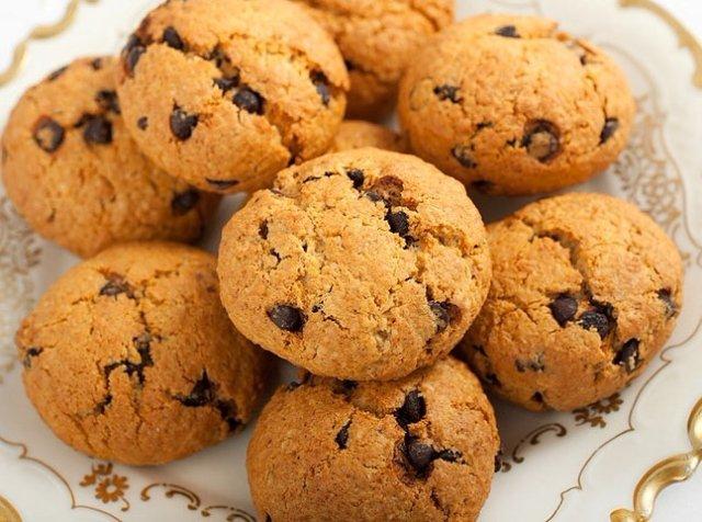 печенье с изюмом рецепт