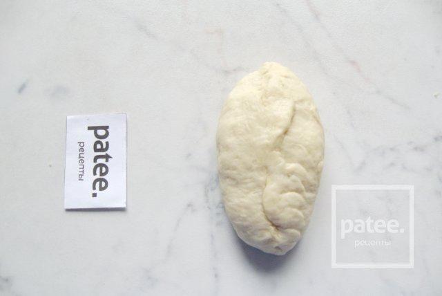 Пирожки с отварным мясом, рисом и яйцом