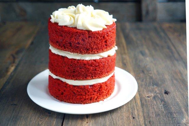 Торт ,,Красный бархат ,,