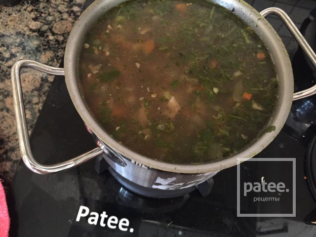 рецепт гречневый суп с колбасой рецепт