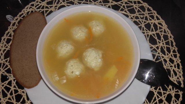 Суп с ячневой крупой рецепт с фото