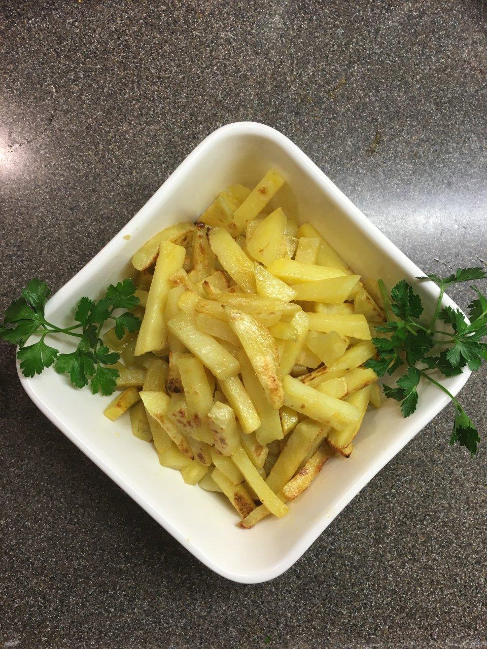 Идеальная картошка - фри