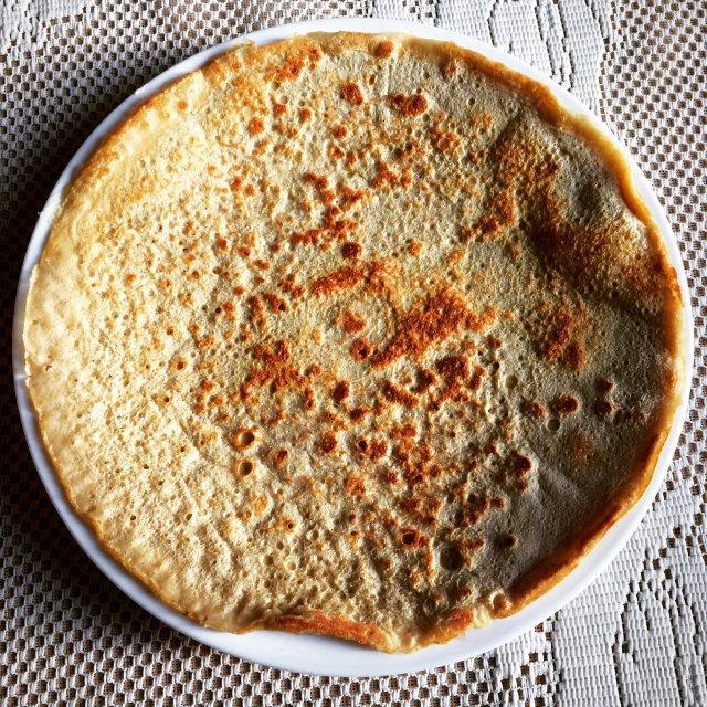 Классический рецепт овсяноблина и рецепты со сладкими и солеными начинками.