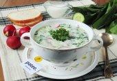 как приготовить суп с кнейдели из мацовой муки