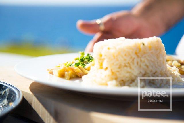 Ламби в сливочном соусе по-доминикански