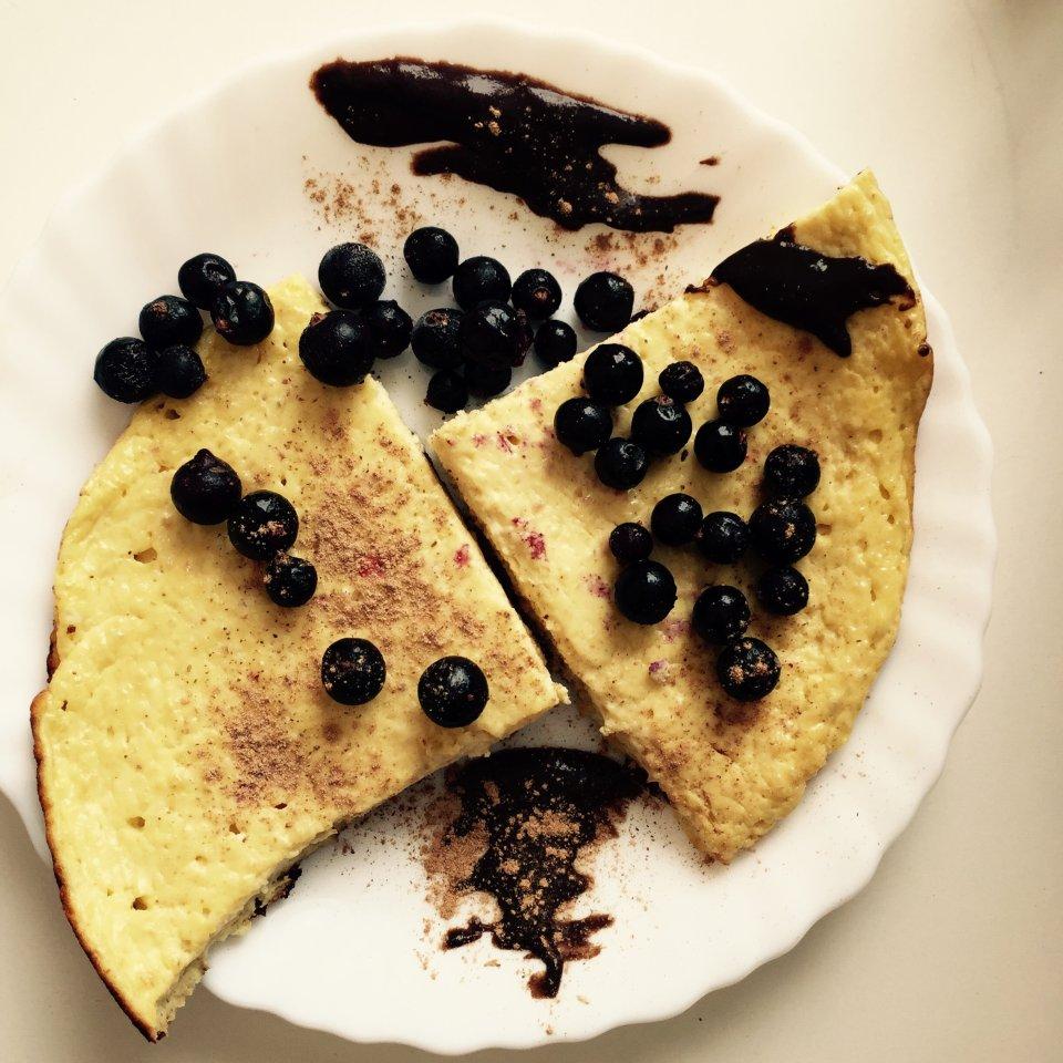 ПП Протеиновый завтрак