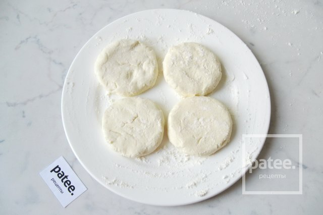 Сырники запеченные в сметане