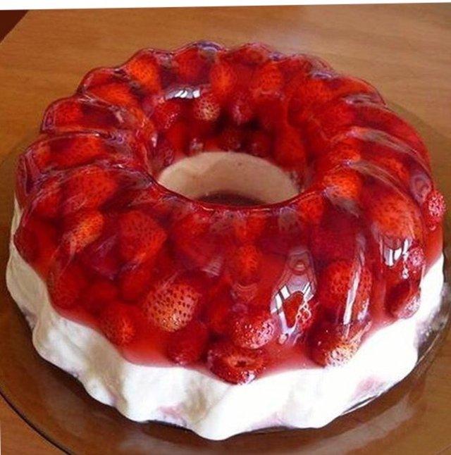 творожный десерт с желатином рецепт с фото
