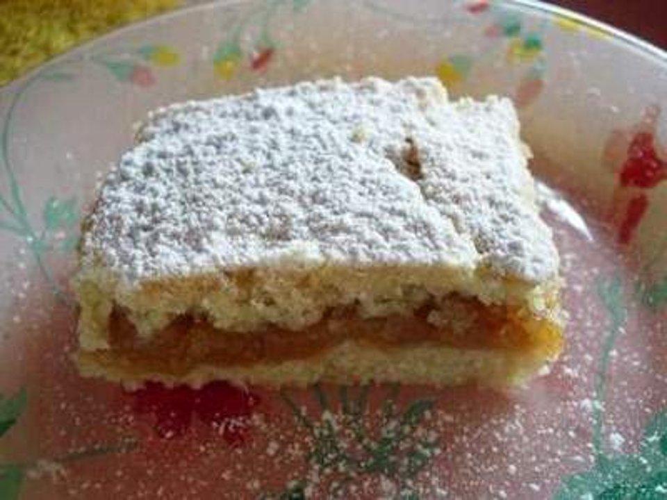 Турецкий яблочный пирог.