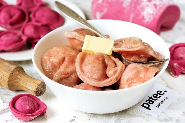 Розовые пельмени